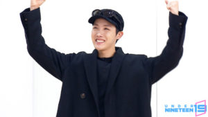jhope bts survival show under nineteen