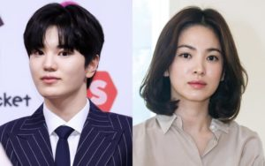 sungjong infinite and song hyekyo