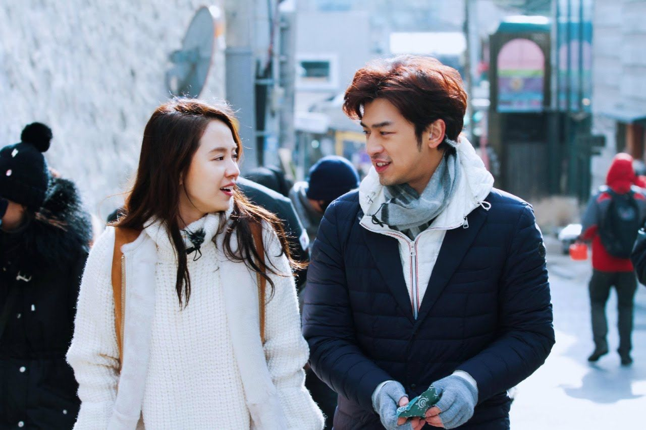 Get to Know Song Ji-hyos Husband in We Are In Love