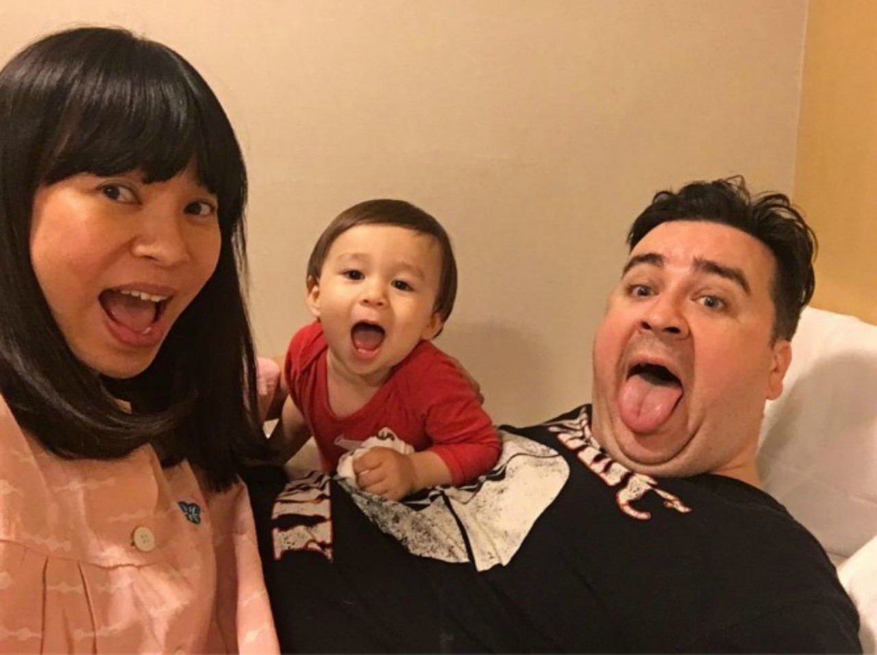Sam Hammington S Wife Jeong Yoo Mi Appears On The Return Of Superman Daily Life Bentley Operation Process Interaction With William Etc Channel K