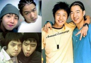 taeyang and gd big bang