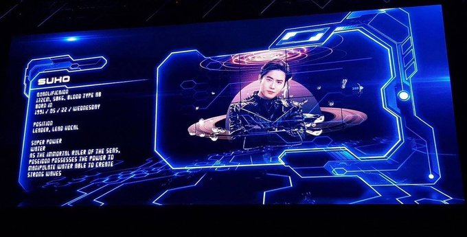 SUHO-EXO-VCR