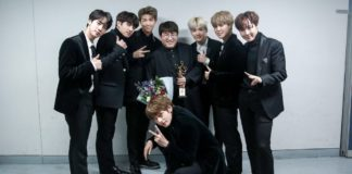 BTS and Bang Si-hyuk