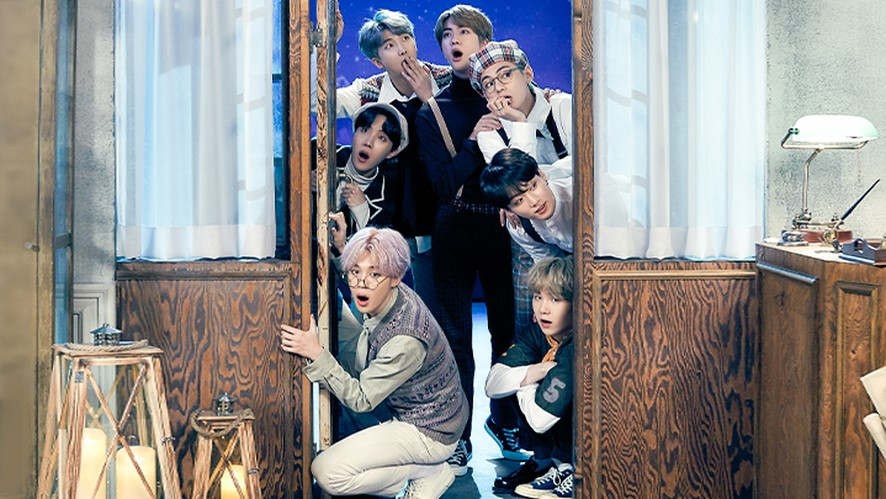 BTS The Muster