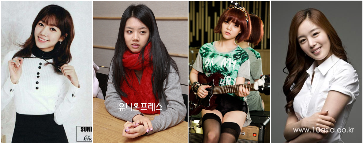 List Of Female Idols Who Look Shocking Different After Plastic Surgery Aoa S Jimin Apink S Namjoo And More Channel K