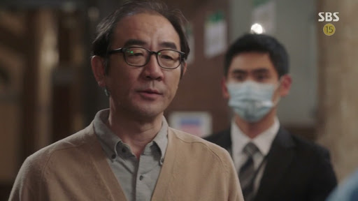 Kim Hong-pa-김홍파-Dr. Romantic 2-Romantic Doctor, Teacher Kim 2-낭만닥터 김사부 2