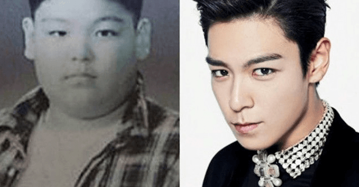 List Of Male K Pop Idols Who Used To Be Fat From Big Bang S T O P To Super Junior S Kim Ryeo Wook Channel K