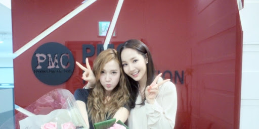 jessica & park min young