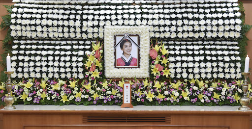 Kwon rise funeral