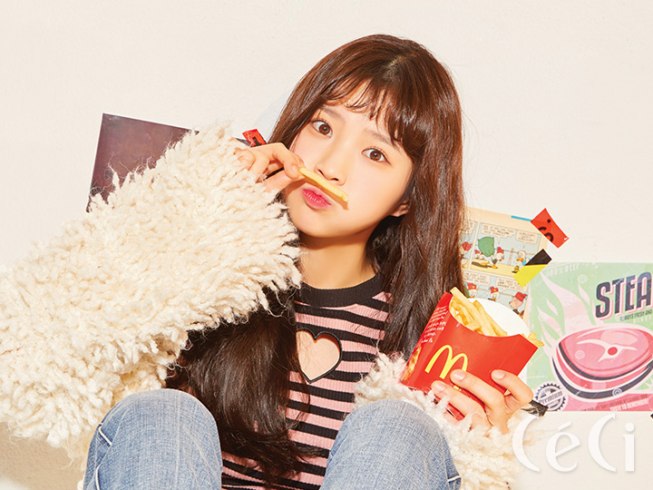 fromis_9 song hayoung