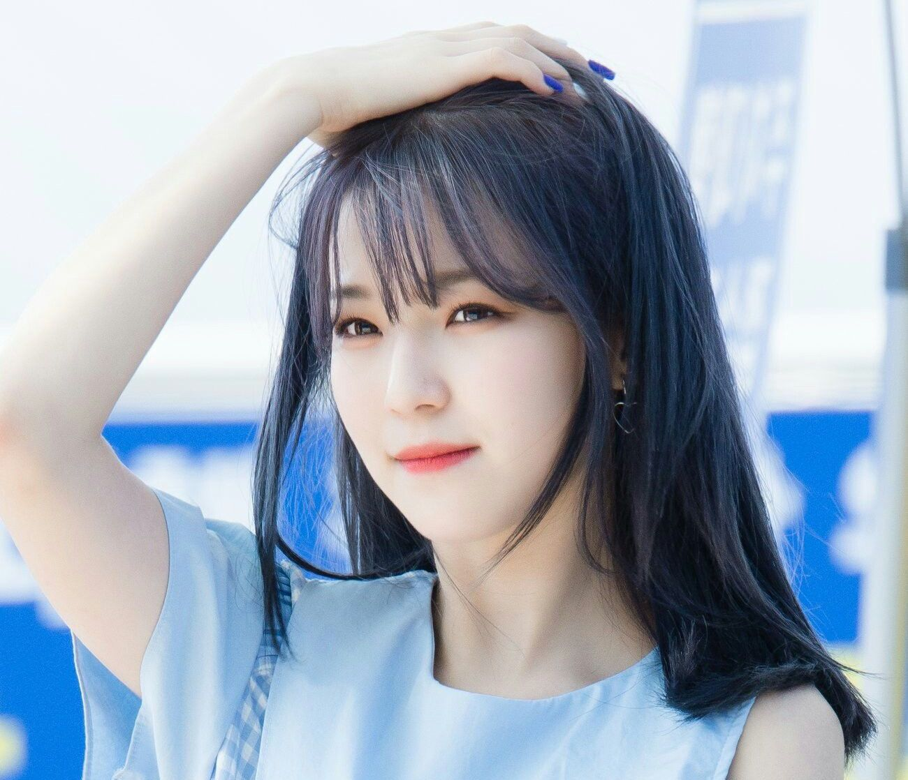 baek jiheon idol school fromis_9