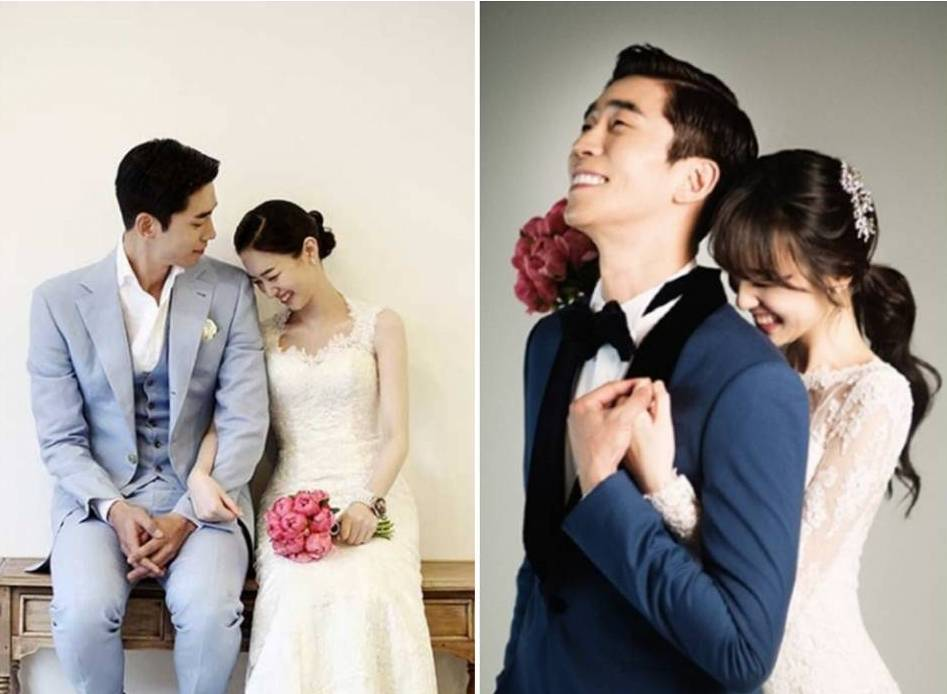 shin sung rok wedding
