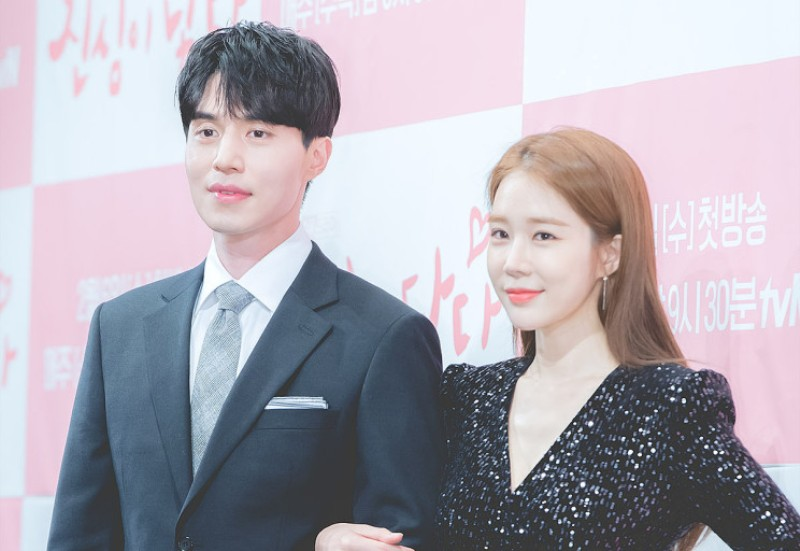 Are They Dating In Real Life? Let's See Lee Dong-wook and Yoo In-na's Romantic Moments in Dramas