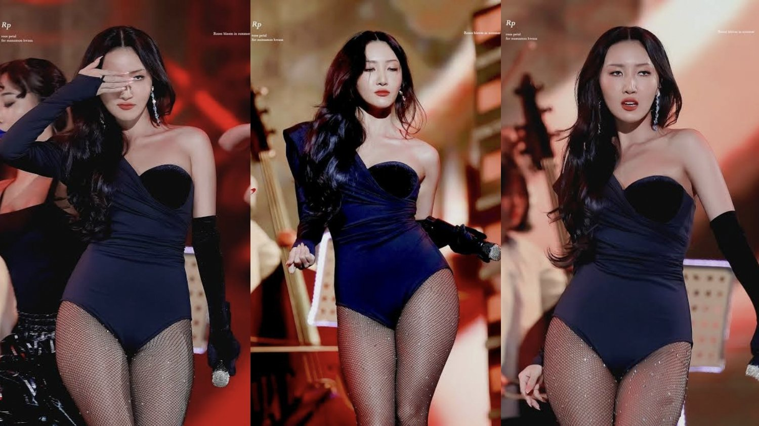Hwasa's Iconic outfits