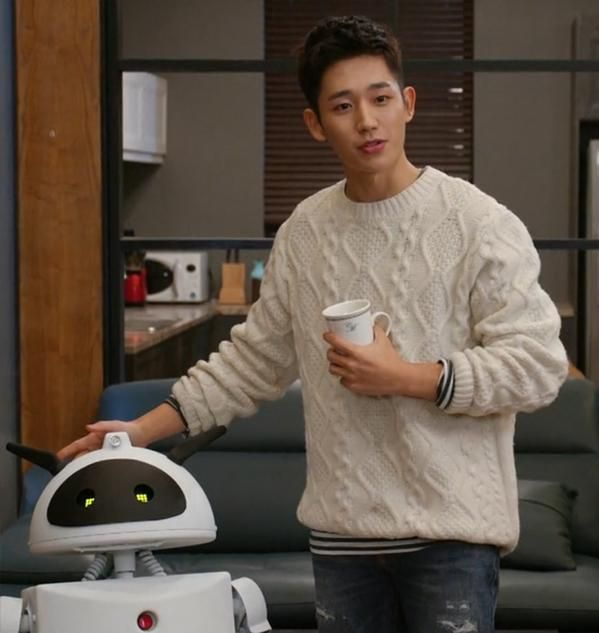 jung hae in on 'blood'