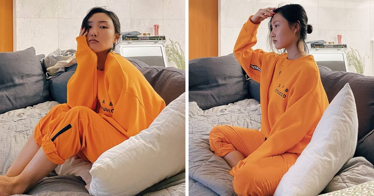 Hwasa outfits oversized