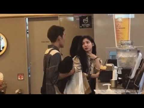 twice's nayeon and the handsome manager
