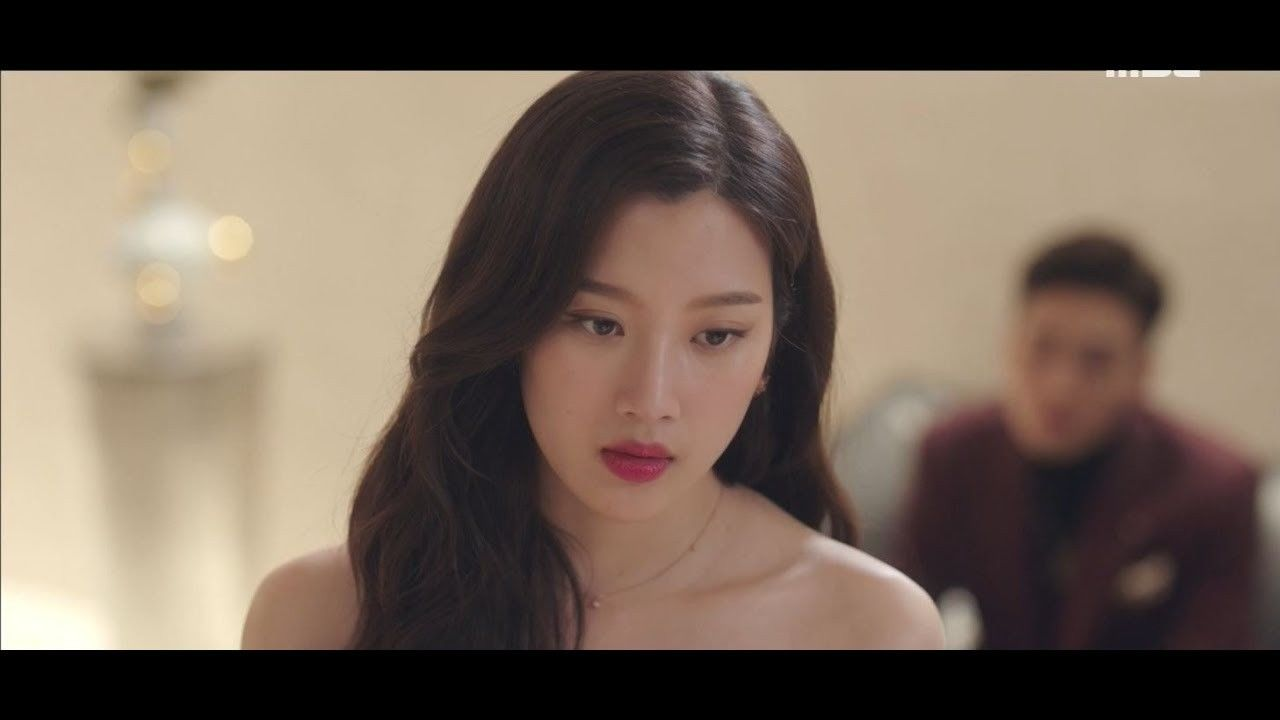 moon ga young on 'tempted'