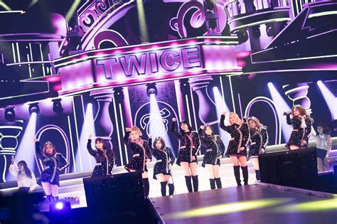 twice tours through the years