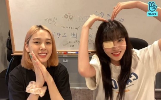 STAYC Yoon and J