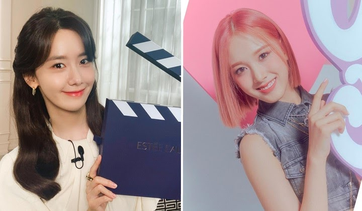 StayC J and SNSD Yoona