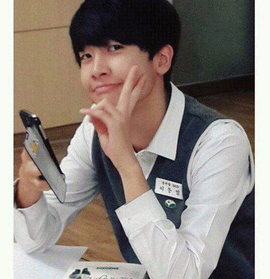 up10tion's xiao predebut