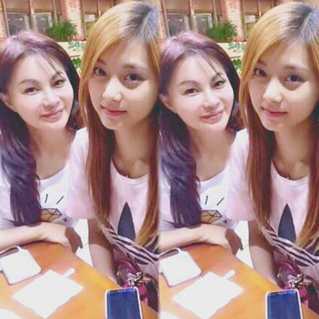 tzuyu parents (mom and dad)